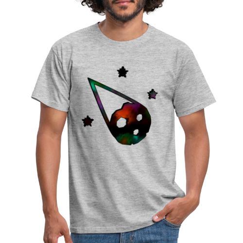 logo interestelar - Camiseta hombre