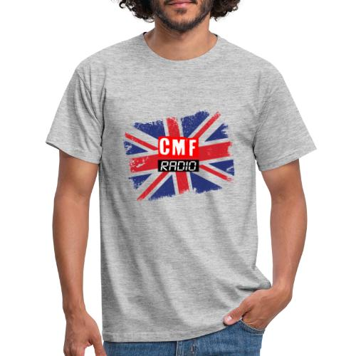 CMF RADIO UNION JACK - Men's T-Shirt