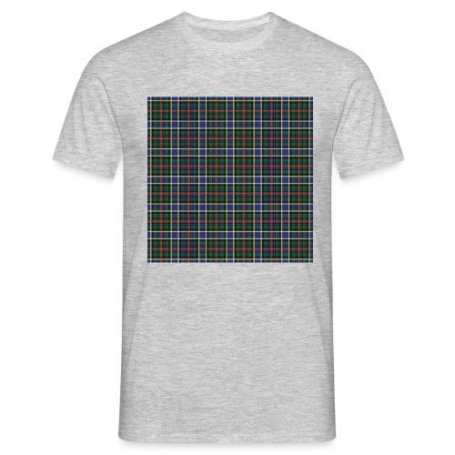 Ogilvy/Ogilvie Hunting Tartan - Men's T-Shirt