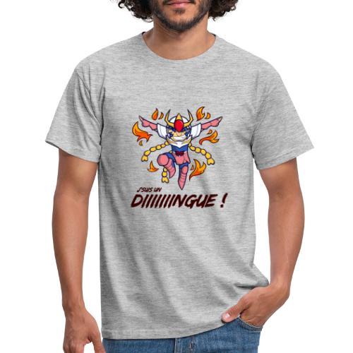 Ikki - J'suis un dingue - T-shirt Homme