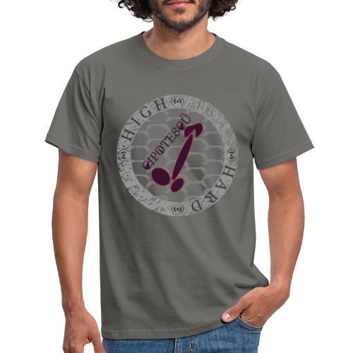 HIGH HARD Cipotescü - Camiseta hombre