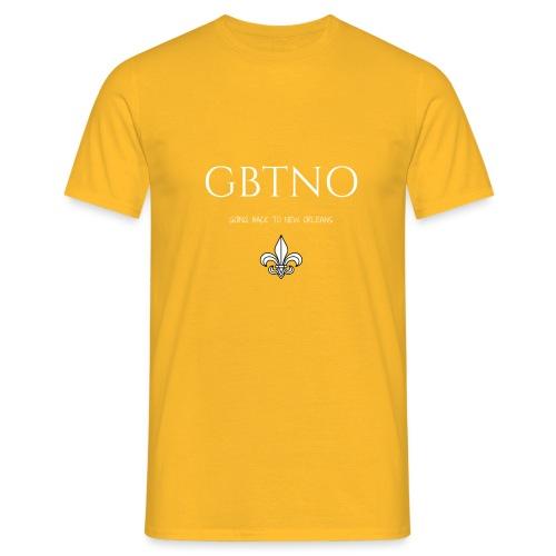 GBTNO - Herre-T-shirt