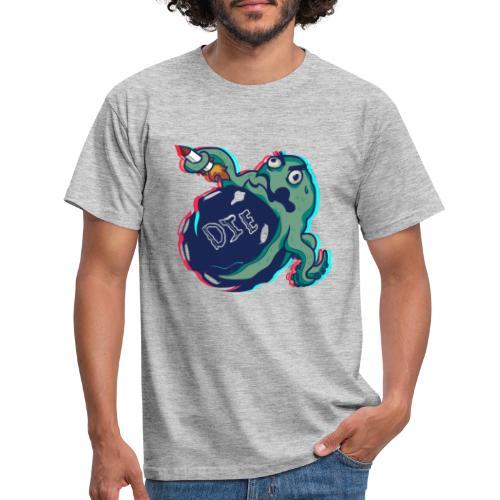 Alien planet - Camiseta hombre