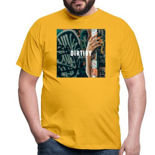 Graff dirty - Camiseta hombre