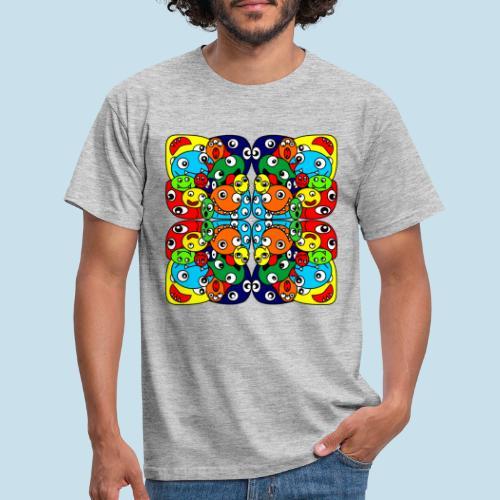 Monsterchen - Männer T-Shirt