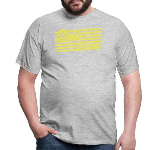 Static Drive - Männer T-Shirt