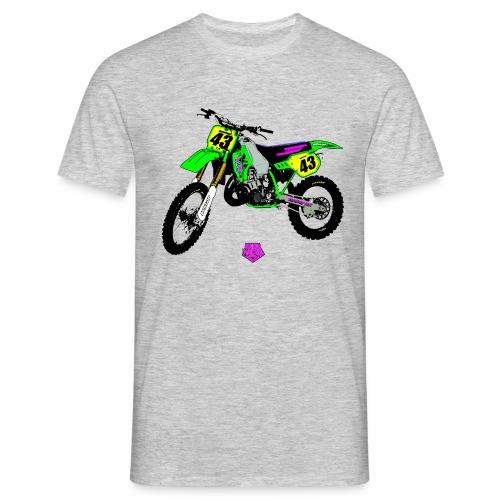 BOW - Maglietta da uomo