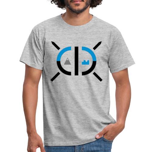 2k19 mer et montagne - T-shirt Homme
