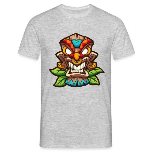 Tiki Mask - Koszulka męska