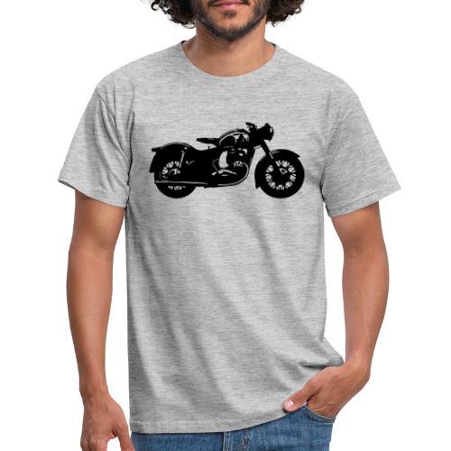 LivefortheMoment back - Männer T-Shirt