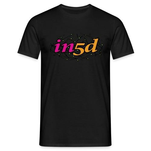 In5d-2 - Herre-T-shirt