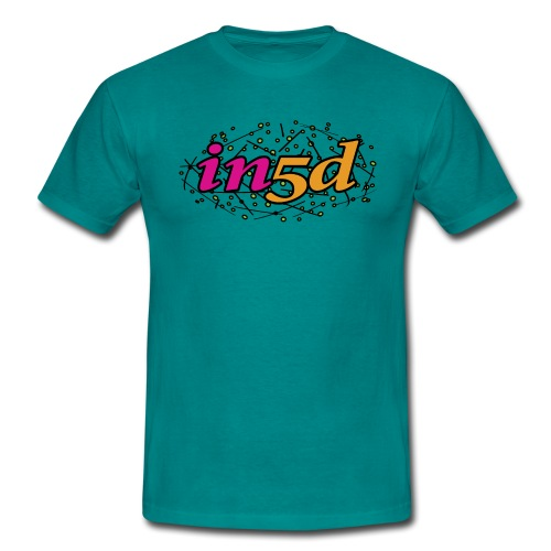 In5d-2 - Herre-T-shirt