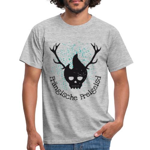 Frängische Freigeisd - Männer T-Shirt