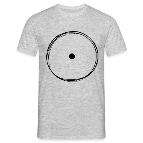 Deine Mitte - Männer T-Shirt