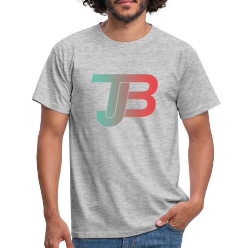 TJB Logo Gradient - Männer T-Shirt