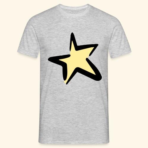 Star - Männer T-Shirt