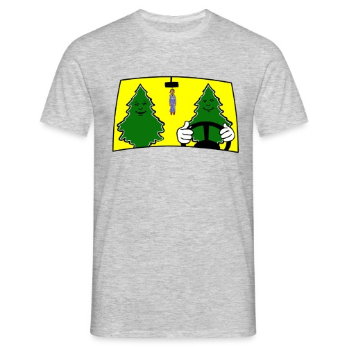 CAR FRESHENER - Mannen T-shirt