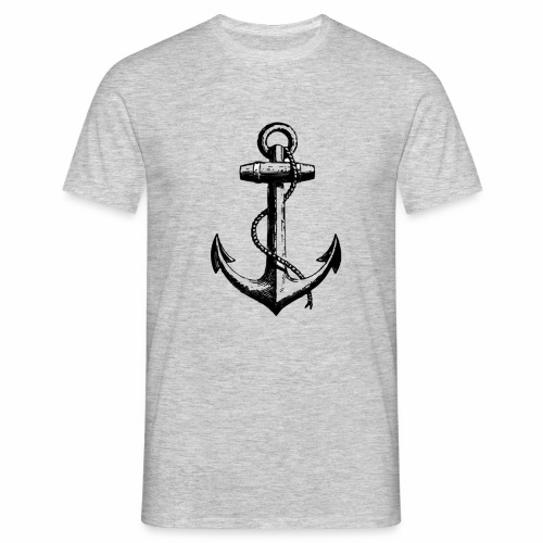 ancre png - T-shirt Homme