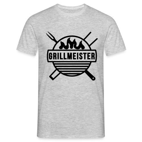 Grillmeister - Männer T-Shirt