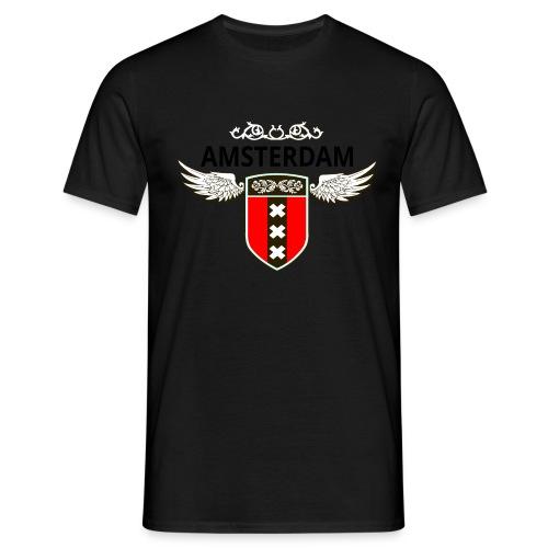 Amsterdam Netherlands - Männer T-Shirt