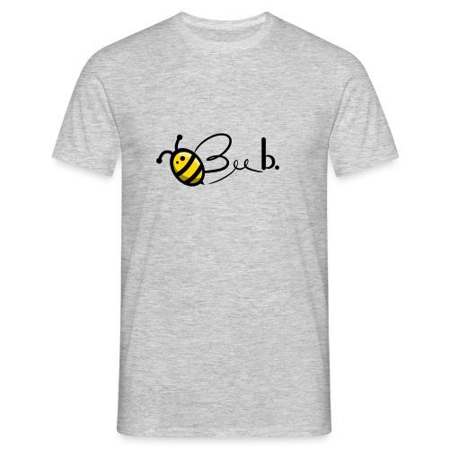 Bee b. Logo - Men's T-Shirt