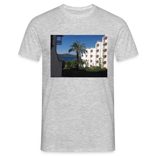 IMG 0695 - Herre-T-shirt
