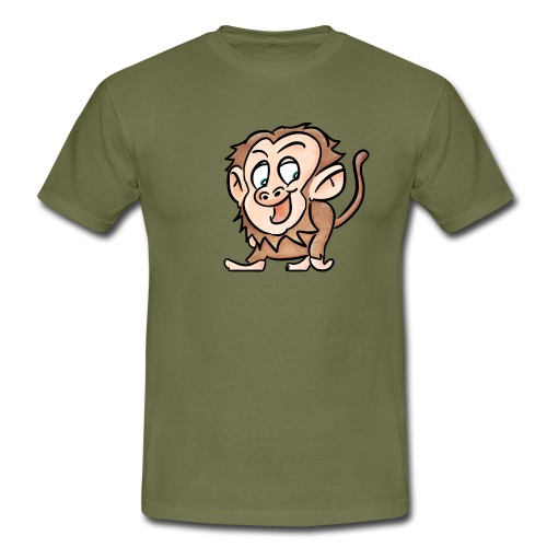 Aap - Mannen T-shirt
