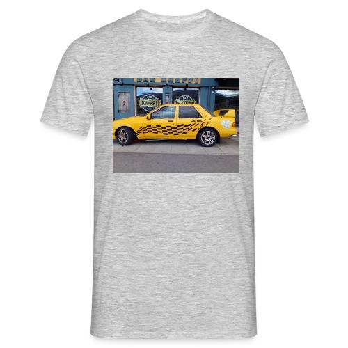 Napapiirin sankarit auto - Miesten t-paita