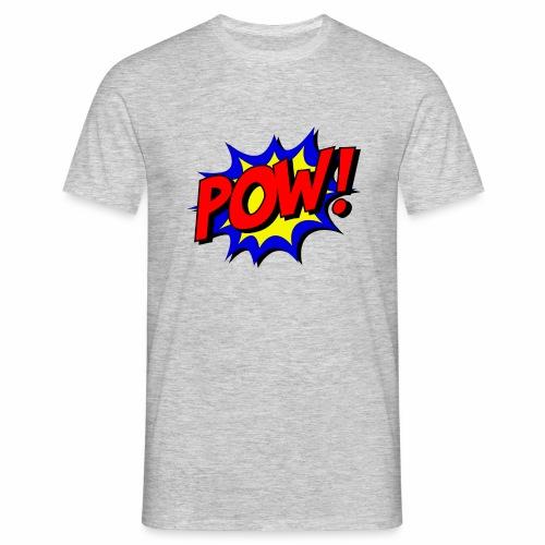 POW! - Männer T-Shirt
