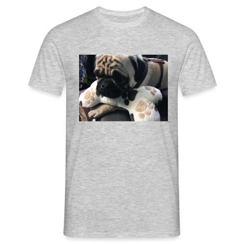 Knuddelmops - Männer T-Shirt