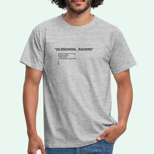 off school wear - Mannen T-shirt