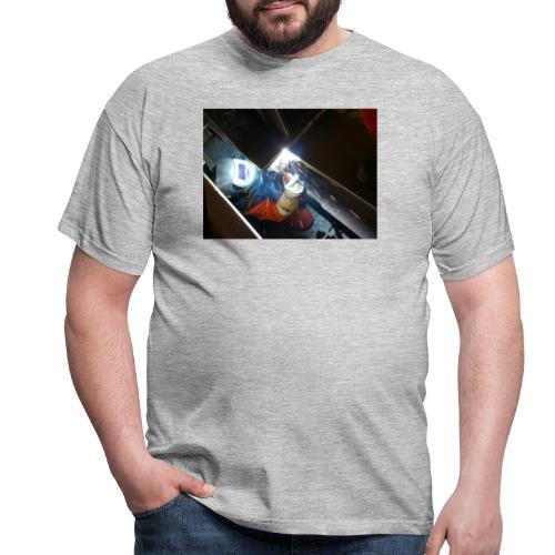Welder - Mannen T-shirt
