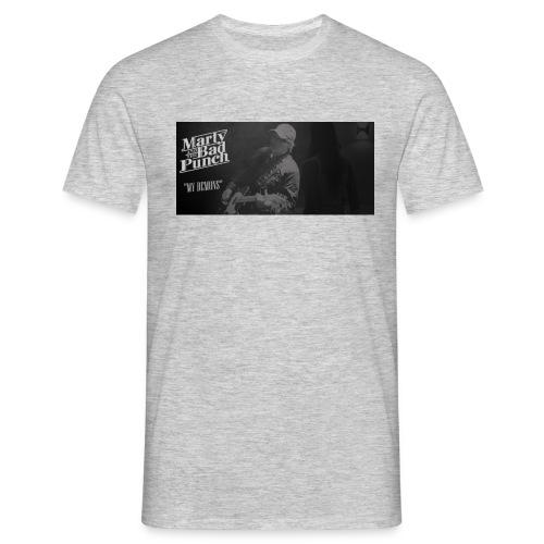 Marty - Demon - Men's T-Shirt