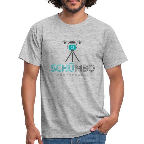 logo cap - Männer T-Shirt