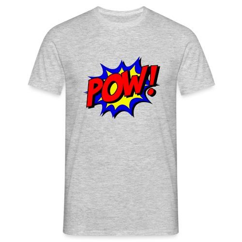 POW vogt tools - Männer T-Shirt