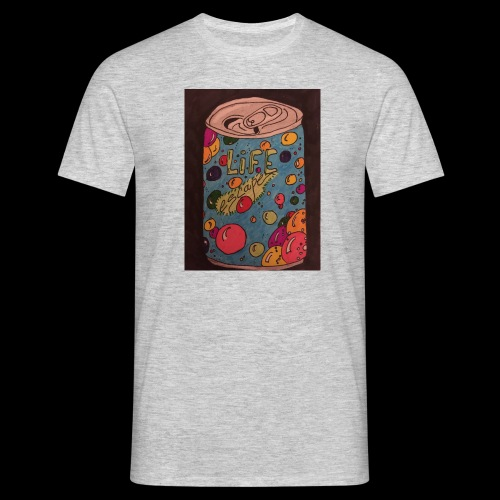 7AABC614 53CA 4156 B765 D9FBF5B8E496 - Herre-T-shirt