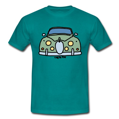 voiture mythique anglaise - T-shirt Homme
