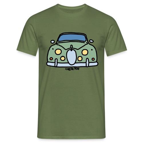voiture mythique anglaise - T-shirt Homme