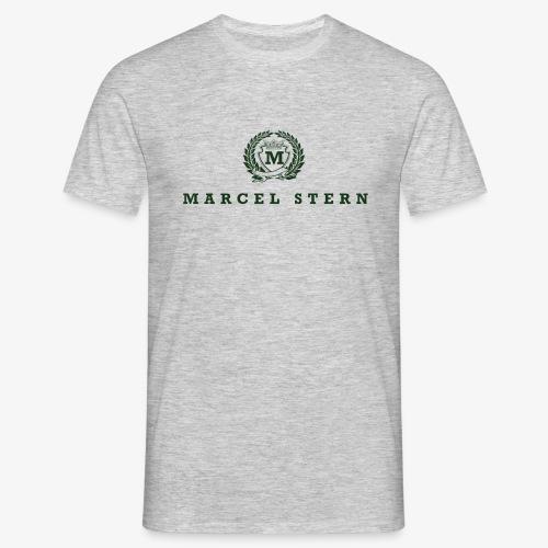 Logo Donker Groen 1 1 - Mannen T-shirt