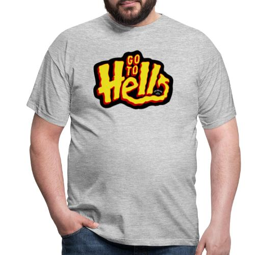 Go to Hell - T-shirt Homme
