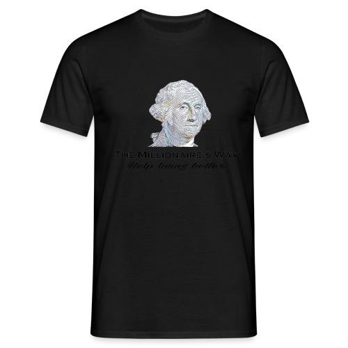 Il nostro logo - Maglietta da uomo