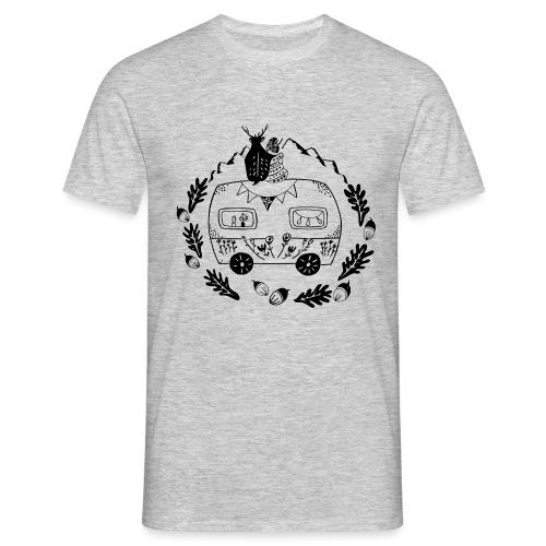 Norwegenliebe - Männer T-Shirt