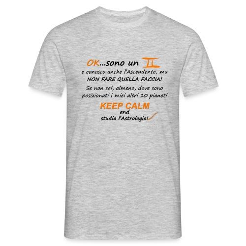 GEMELLI - Maglietta da uomo