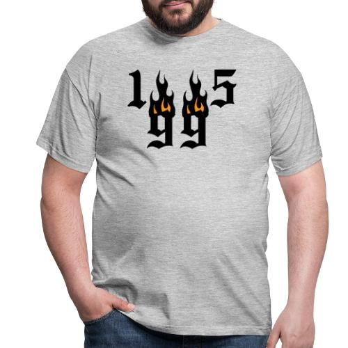 1995 flames - Camiseta hombre