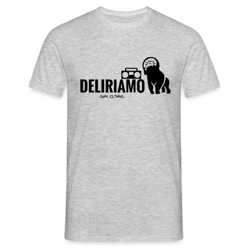 DELIRIAMO CLOTHING (GdM01) - Maglietta da uomo