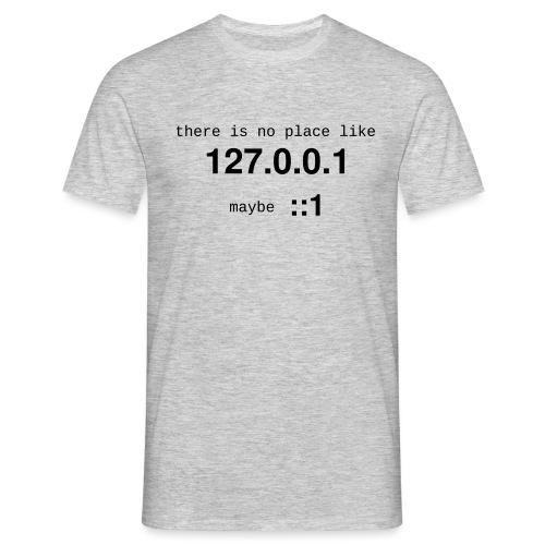 127-0-0-1-::1 - T-shirt Homme