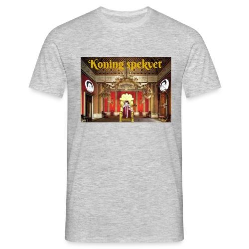 Koning Spekvet - Mannen T-shirt