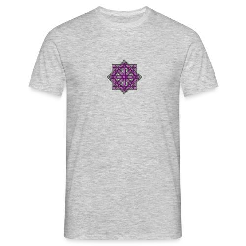 geometronology - Men's T-Shirt