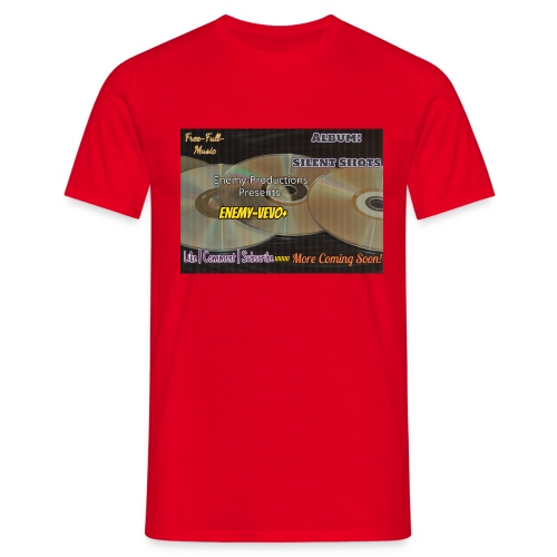 Enemy_Vevo_Picture - Men's T-Shirt