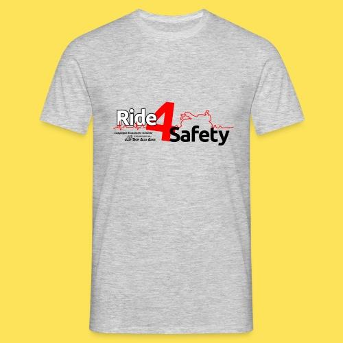 Ride4Safety - Maglietta da uomo